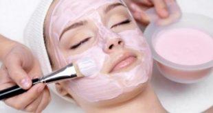 صورة ماسكات تنظيف البشرة, تخلصي من اثار الجلد الميته
