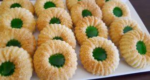 صورة حلويات مغربية سهلة التحضير, تعلمي كيف تصنعين الحلوي الشهية