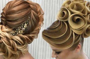 صورة واوو معقول تسريحة الشعر تغير المنظر بالشكل ده, اجمل تسريحات الشعر