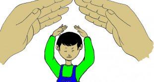 المفهوم الحقيقي وراء ذلك  , بحث حول حقوق الطفل