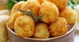 صورة اشهى طرق البطاطس , طريقة عمل كرات البطاطس