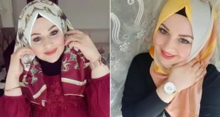 صورة شاهدى اروع لفات الحجاب التركى , موديلات حجابات تركية