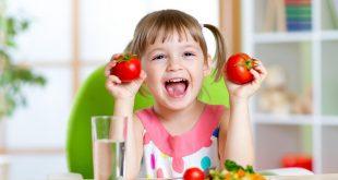 صورة من اروع الخضروات الشعبيه المنتشرة , فوائد الطماطم للاطفال