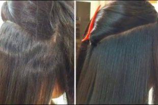 صورة من الان شعرك ناعم مثل الزبده , كيف تجعل شعرك ناعم