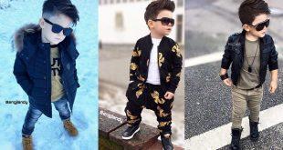 صورة خلى ابنك شيك بين الناس على طول , ملابس اطفال ولاد
