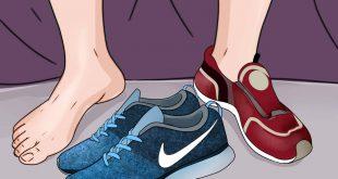 صورة تخلص من الوجع عند ارتداء الحذاء , علاج احتكاك القدم بالحذاء