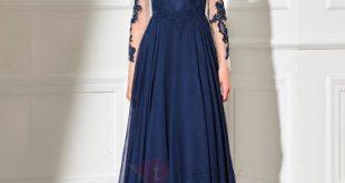 صورة انواع الفساتين ذات ملمس ناعم , فساتين سهره ناعمه 4887 11 310x165