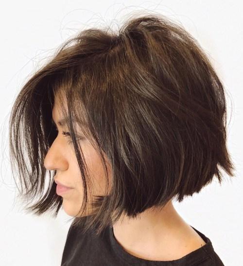 صورة تعرفى على انواع قصات الشعر , اسماء قصات الشعر القصير 6031 3