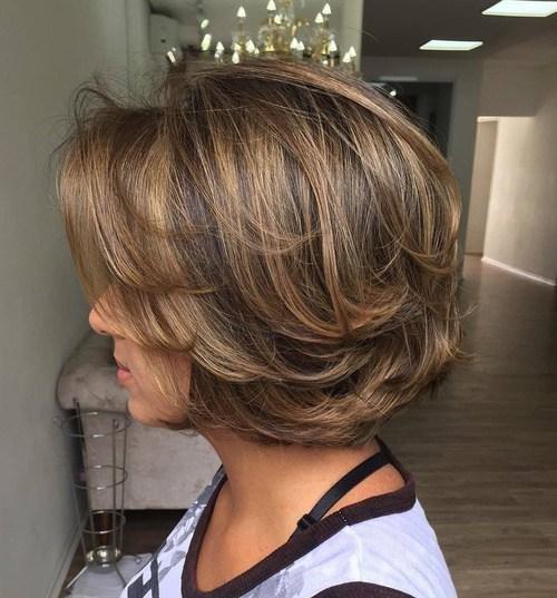 صورة تعرفى على انواع قصات الشعر , اسماء قصات الشعر القصير 6031 5