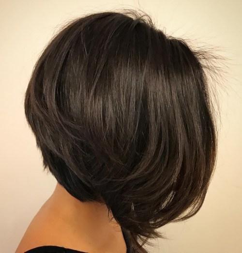 صورة تعرفى على انواع قصات الشعر , اسماء قصات الشعر القصير 6031 6
