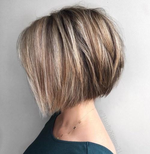 صورة تعرفى على انواع قصات الشعر , اسماء قصات الشعر القصير 6031 8