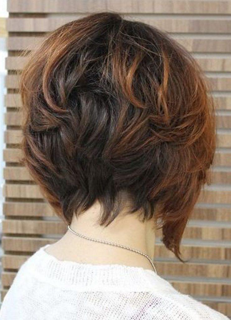 صورة تعرفى على انواع قصات الشعر , اسماء قصات الشعر القصير 6031 9