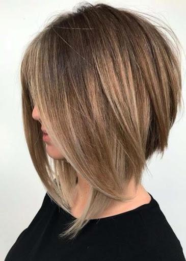 صورة تعرفى على انواع قصات الشعر , اسماء قصات الشعر القصير 6031